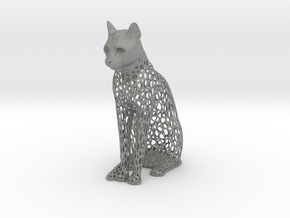 Egyptian Vorocat in Gray Professional Plastic