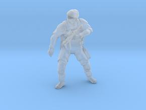 Swat-team - door breacher in Smooth Fine Detail Plastic