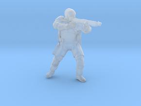 Swat-team - SHOTGUN breacher B in Smooth Fine Detail Plastic