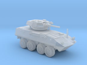 LAV 25 160 scale in Smooth Fine Detail Plastic