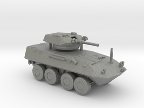 LAV 25 160 scale in Gray Professional Plastic