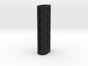 CA Stoner 96 LMG M-Lok foregrip (Extended) in Black Natural Versatile Plastic