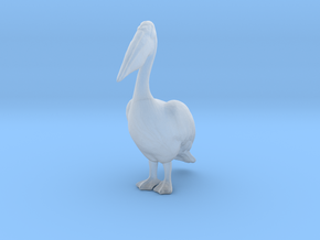 O Scale Pelican in Smooth Fine Detail Plastic