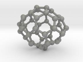 0652 Fullerene c44-24 d2 in Gray PA12