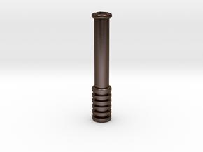 honey dipper in Polished Bronze Steel