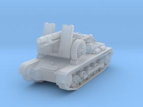 strurmpanzer I Bision scale 1/144 in Smooth Fine Detail Plastic