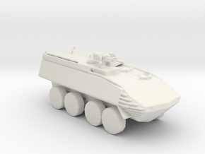 Lav 25a1 285 scale in White Natural Versatile Plastic