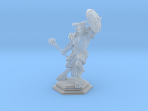 Faun / Satyr in Smooth Fine Detail Plastic