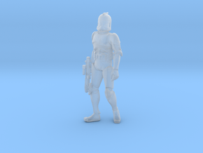 39 mm Clone Trooper in Smooth Fine Detail Plastic