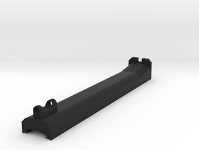 Carter feed dovetail sight 4.75in in Black Natural Versatile Plastic