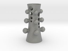 Vase 209 BlBs in Gray PA12