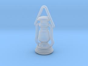 Lantern 1:32 miniature scale in Smooth Fine Detail Plastic