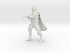 Gunslinger for Jmurda21 in White Premium Versatile Plastic