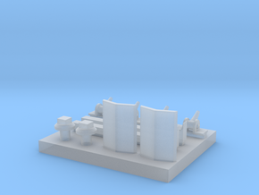t-34 bits 2 in Smooth Fine Detail Plastic