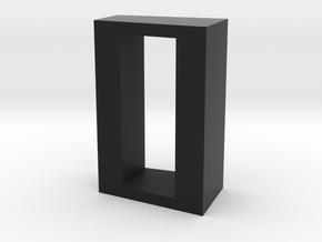 phone stand modular adapter - USB 3.0 in Black Natural Versatile Plastic