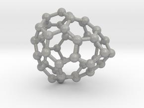 0664 Fullerene c44-36 c1 in Aluminum