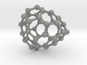 0664 Fullerene c44-36 c1 in Gray PA12