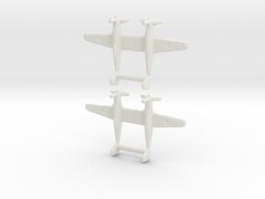 1:700  Me-609  in White Natural Versatile Plastic