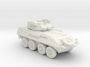 LAV 25a3 285 scale in White Natural Versatile Plastic