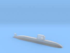 Oyashio-class submarine, 1/3000 in Smooth Fine Detail Plastic