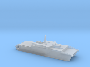 1/1250 Scale Joint High Speed Vessel (JHSV) in Smooth Fine Detail Plastic