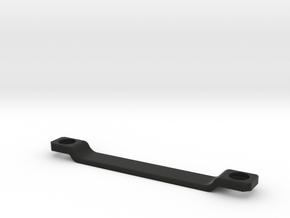 ICE 2-Kupplungsstange zum Verbinden von zwei Märkl in Black Natural Versatile Plastic