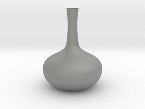 Vase Mod 001 in Gray Professional Plastic