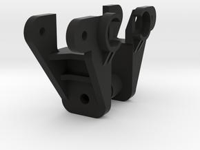 Marui CJ-7/Land Cruiser Front Arms in Black Natural Versatile Plastic