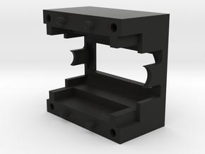 MiniCircuits Filter Holder (FF99) Holder - Top, R2 in Black Natural Versatile Plastic