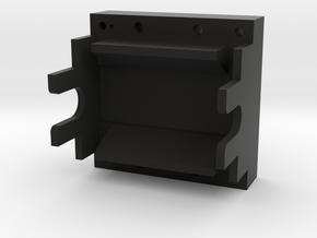 MiniCircuits Filter Holder (FF99) Holder - Bottom, in Black Natural Versatile Plastic