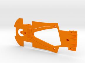 PSSW00101 Chassis Sideways Lambo Huracan GT3 (NSR) in Orange Processed Versatile Plastic