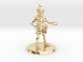 Torrid in 14k Gold Plated Brass