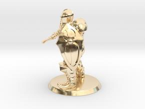 Perteberator in 14k Gold Plated Brass