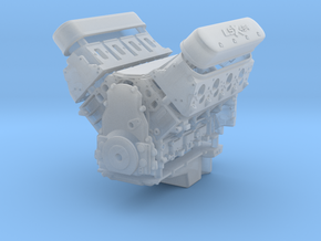 LS3 1/12 LSX w/ valley cover V2 in Smooth Fine Detail Plastic