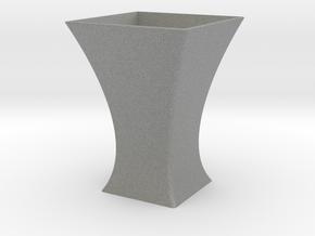 Vase Mod 002 in Gray Professional Plastic