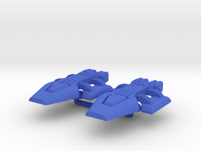 Lambda Generic Carrier Group in Blue Processed Versatile Plastic