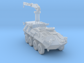 LAV R 285 scale in Smooth Fine Detail Plastic