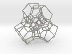 Permutohedron of order 5 (partial) in Aluminum