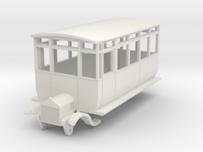 0-76-ford-railcar-1 in White Natural Versatile Plastic