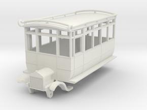 0-76-ford-wsr-railcar-1 in White Natural Versatile Plastic