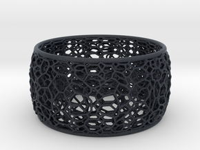 BRACELET NEST in Black Professional Plastic