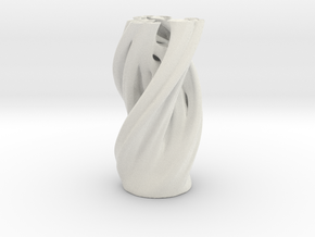 Julia Vase in Matte Full Color Sandstone