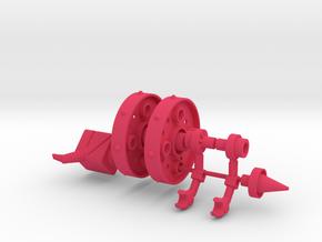 Rivalguy Nemesis in Pink Processed Versatile Plastic