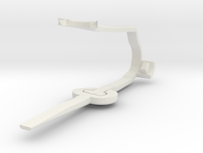 Controller mount for Steam & Samsung Galaxy S III  in White Natural Versatile Plastic