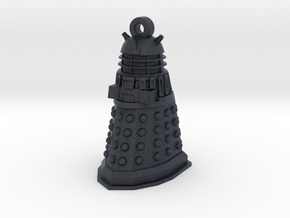 Dr Who Dalek Earring in Black Professional Plastic