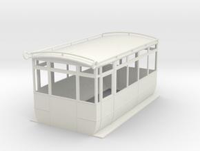 0-32-ford-wsr-railcar-1a in White Natural Versatile Plastic