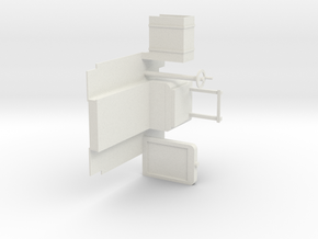 a-1-12-simplex-interior in White Natural Versatile Plastic