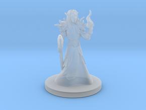 Wood Elf Warlock in Smooth Fine Detail Plastic