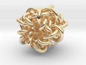 B&G Knot 07 in 14K Yellow Gold