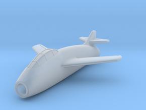 (1:285) Messerschmitt Me P.1079/51 in Smooth Fine Detail Plastic